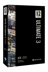 Universal Audio UAD-2 Octo Ultimate 3
