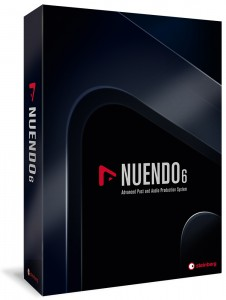 Steinberg Nuendo 7 Update from version 6