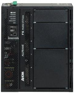 AVIOM F6 Modular I/O Frame