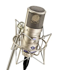 Neumann D-01 single microphone