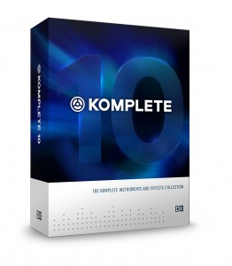 Native Instruments Komplete 10 Crossgrade from Maschine