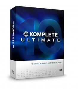 Native Instruments Komplete 10 Ultimate Crossgrade> Maschine
