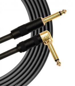 Mogami Gold Edition Instrument kabel Haaks 5m
