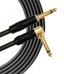 Mogami Gold Edition Instrument kabel Haaks 8m