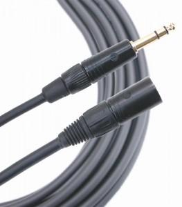Mogami Gold Edition Line kabel TRS-XLRM 5m