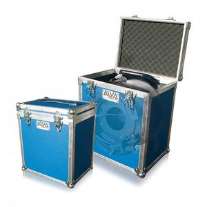 ALVA Flightcase for MCD100 and MCD150-Systems