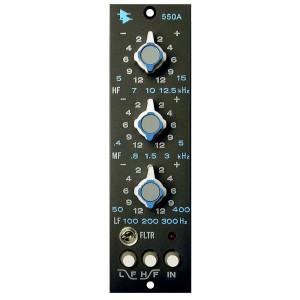 API 550A Classic 3-Band EQ