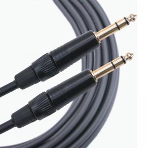 Mogami Gold Edition Line kabel TRS-TRS 1m
