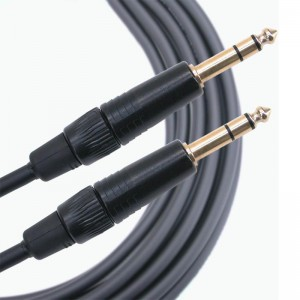 Mogami Gold Edition Line kabel TRS-TRS 3m