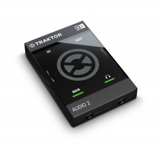 Native Instruments Traktor Audio 2, MK2