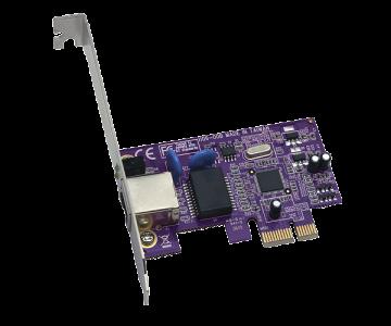 Sonnet Presto Gigabit Ethernet Pro PCIe Card
