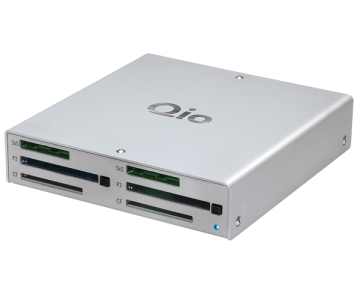 Sonnet Qio Universal Media Reader PCIe for windows