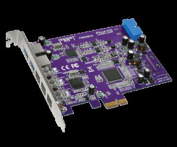 Sonnet Tango 3.0 PCIe FireWire 800/USB 3.0 Card