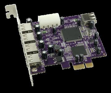 Sonnet Allegro USB PCIe Card