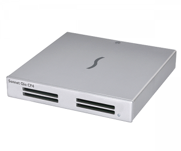 Sonnet Qio CF Media Reader Thunderbolt