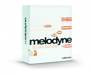 Celemony Melodyne studio bundle