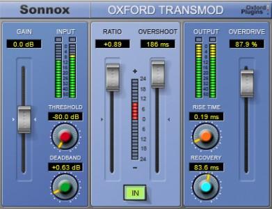 Sonnox Trans Mod Native