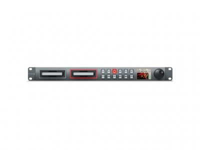 Blackmagic Design HyperDeck Studio 2