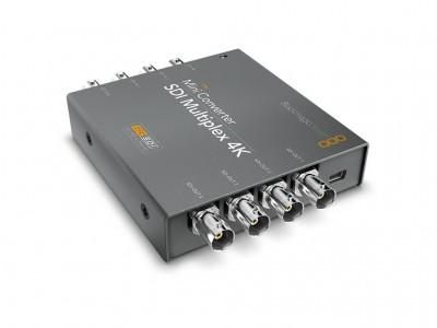 Blackmagic Design Mini Converter - SDI Multiplex 4K