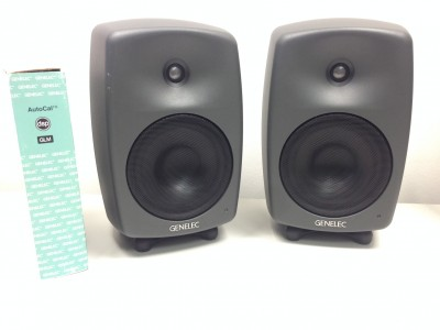 Genelec 8240 set inclusief GML 1.4 software