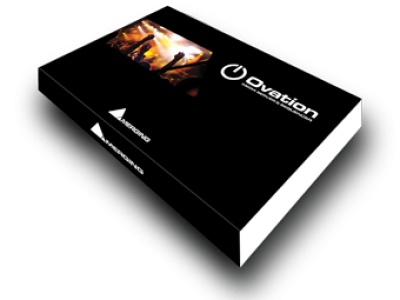 Merging Ovation Pack Native Silver