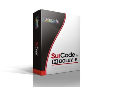 Minnetonka Audio SurCode for Dolby E Stream Player