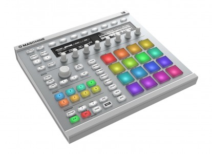 Native Instruments Maschine groovebox MKII White