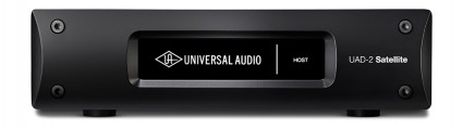 Universal Audio UAD-2 Satellite Quad Custom Thunderbolt