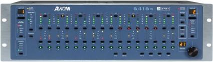 AVIOM 6416m Mic Input Module