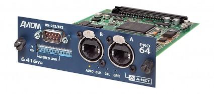 AVIOM 6416Y2 Yamaha Output Card