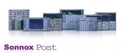 Sonnox Post Bundle HD-HDX