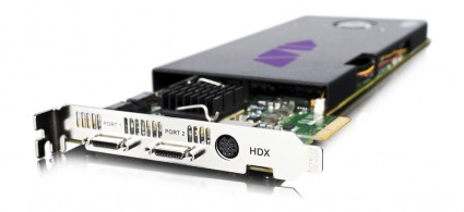 Avid Pro Tools HDX Core inclusief Pro Tools HD Software