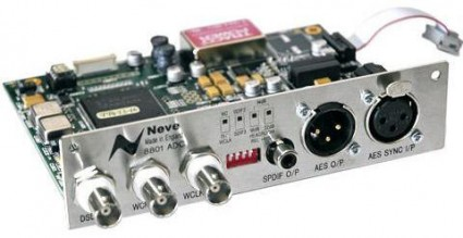 Neve 8801 ADC option