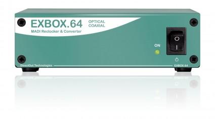 DirectOut EXBOX_64 BNC SC