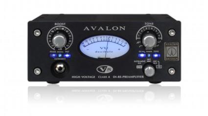Avalon V5 BLCK