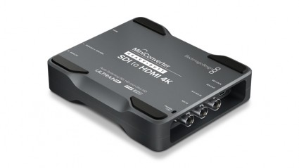 Blackmagic Design Mini Converter - Heavy Duty - SDI to HDMI 4K