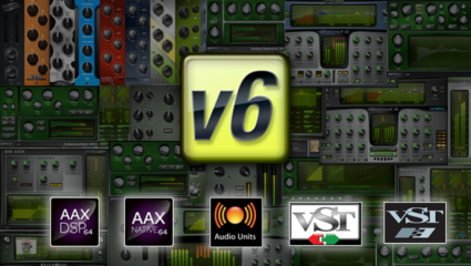 McDSP Studio Native v5 to Native v6 Upgrade