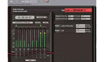 Minnetonka Audio SurCode for Dolby E Decoder