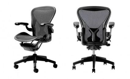 Argosy Herman Miller Aeron PostureFit Chair B