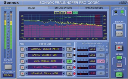 Sonnox Pro-Codec Native
