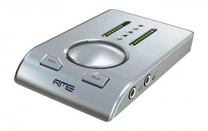 RME Babyface Silver Edition