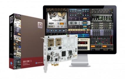 Universal Audio UAD-2 Duo Core