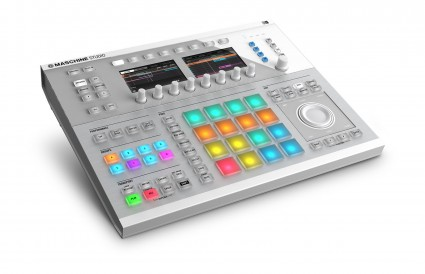 Native Instruments Maschine Studio, White