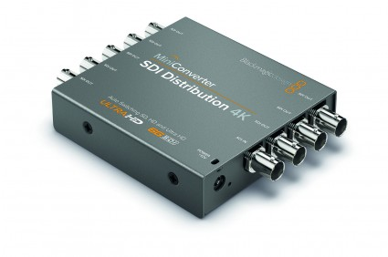 Blackmagic Design Mini Converter - SDI Distribution 4K