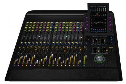 Avid S6 M10 16-5 Control Surface