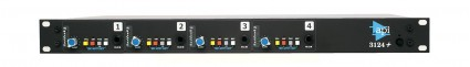 API 3124+ 4 Channel Mic/Line Preamp
