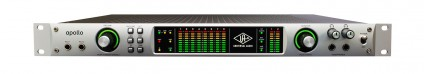 Universal Audio Apollo QUAD - FireWire