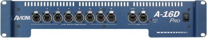 AVIOM A-16D Pro A-Net Distributor