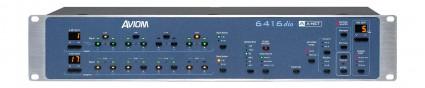 AVIOM 6416dio Digital I/O Module BNC