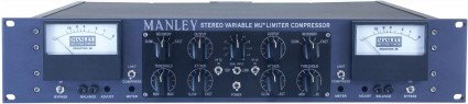 Manley Stereo Variable MU Limiter Compressor